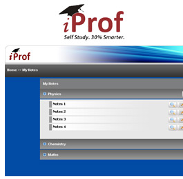 iProf mLearning Solution