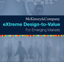 McKinsey Extreme Design-to-value